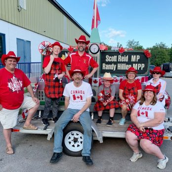 Canada Day Eve is Pakenham